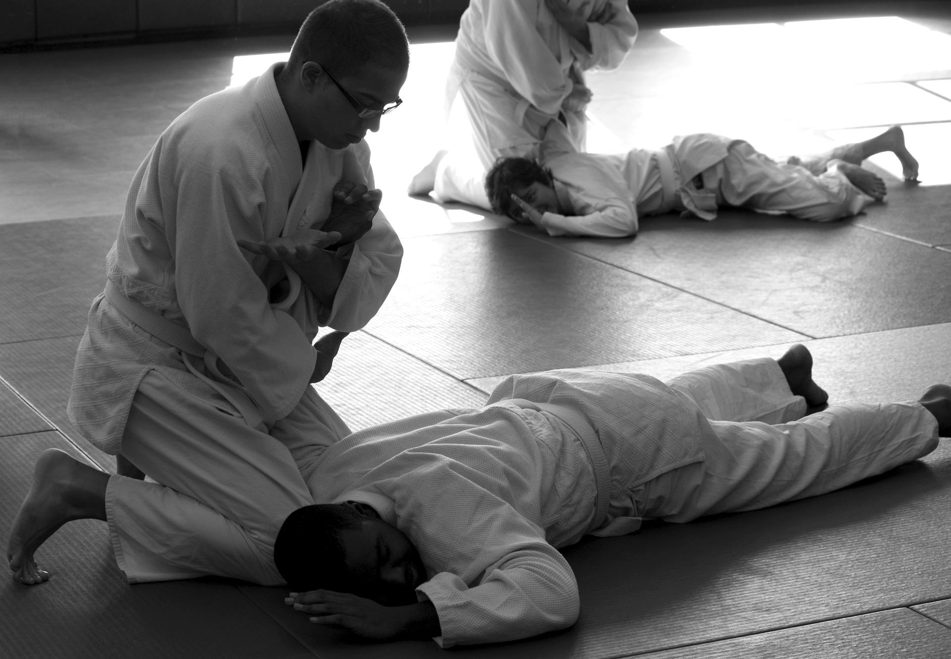Az Aikido már a 14. század óta velünk van